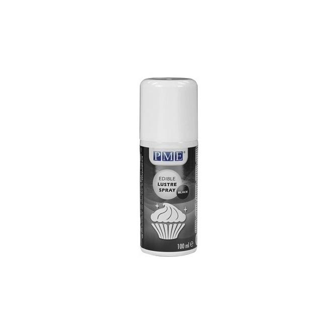 Lustre Spray BLACK 100ml PME