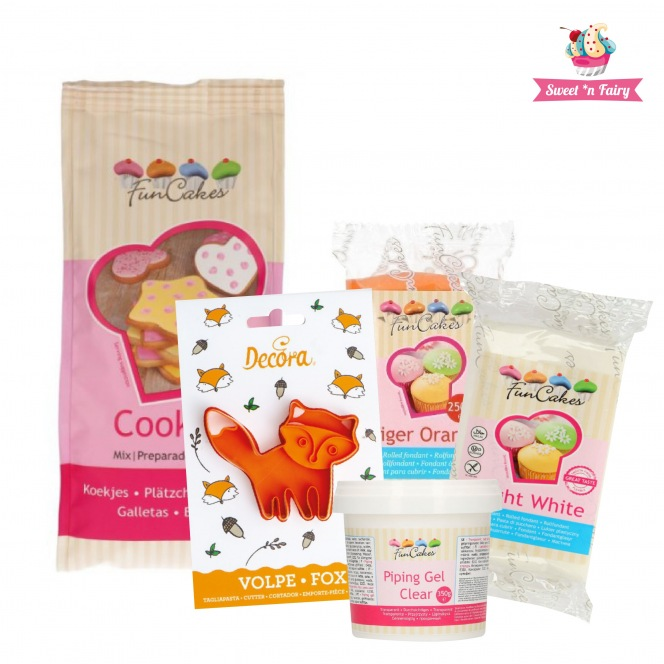 Easy sugar cookies kit