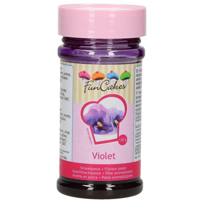 Violet Flavour- 100g - Funcakes