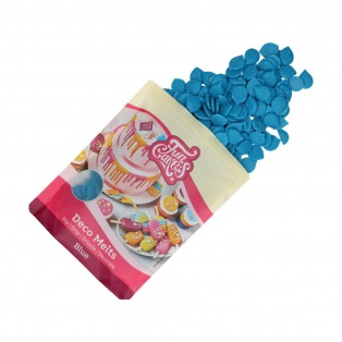 FunCakes Deco Melts - Blue - 250g