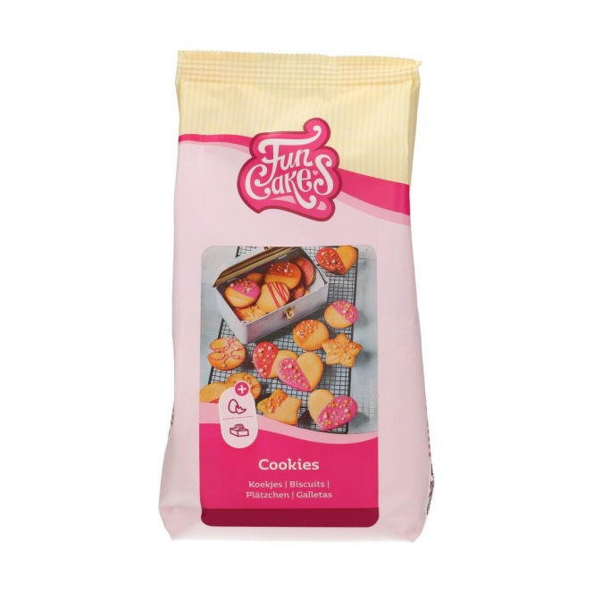 FunCakes Mix for Cookies 500g