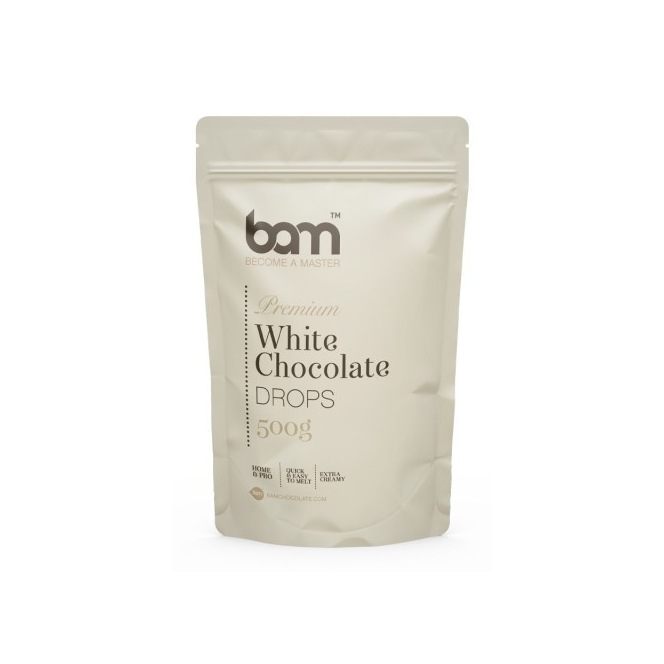 White Chocolate - 500g - BAM