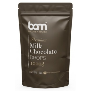 Milk Chocolate - 1kg - BAM