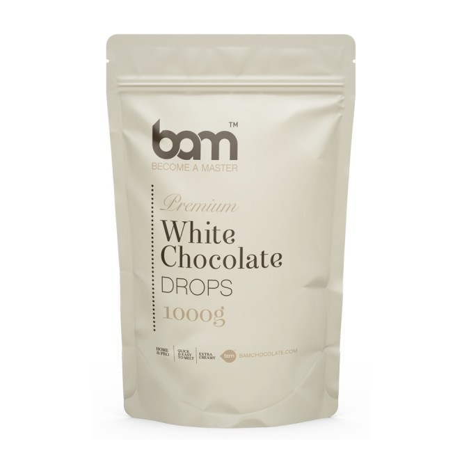 White Chocolate - 1kg - BAM
