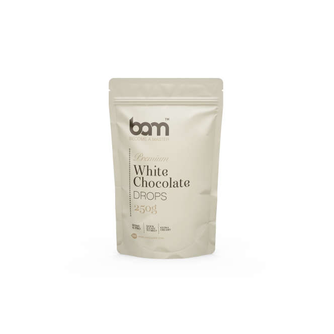 White Chocolate - 250g - BAM