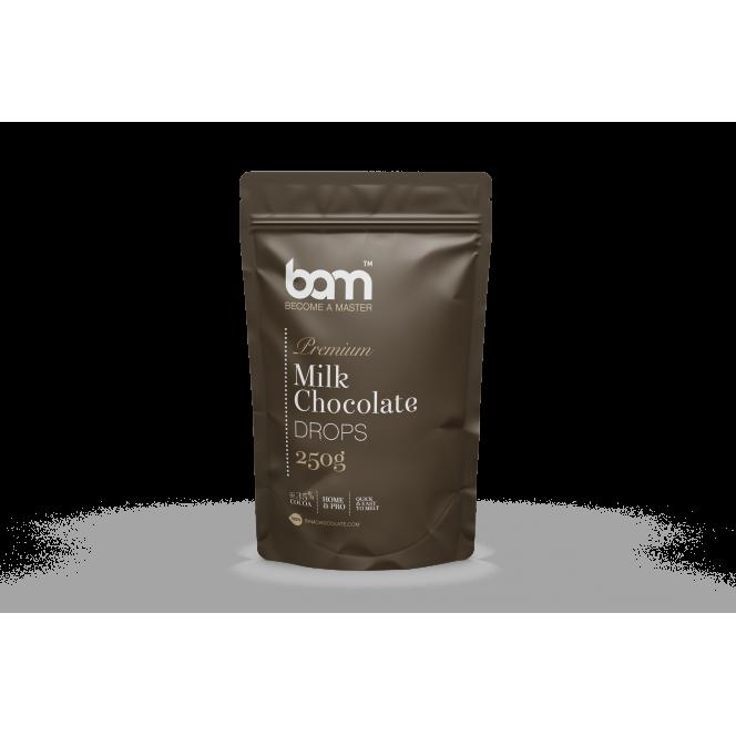 Milk Chocolate - 500g - BAM