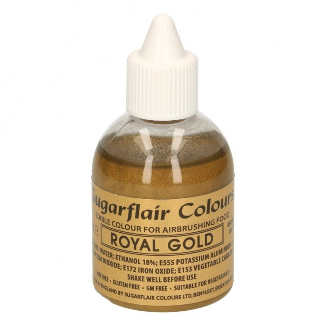 Magic Colours  Metallic Airbrush Colours Gold - 55ml