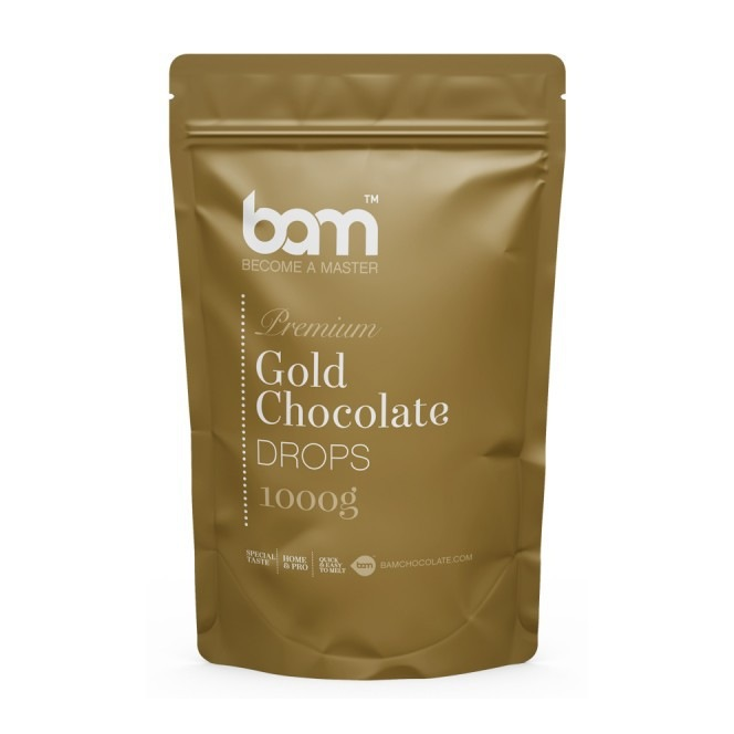 Gold Chocolate - 1kg - BAM