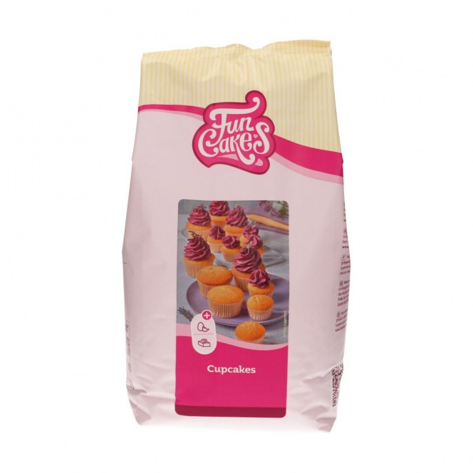 FunCakes Mix for Cupcakes 4kg