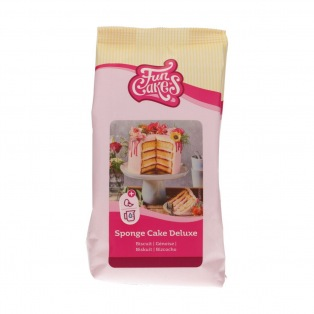 FunCakes Mix for Sponge Cake Deluxe 500g