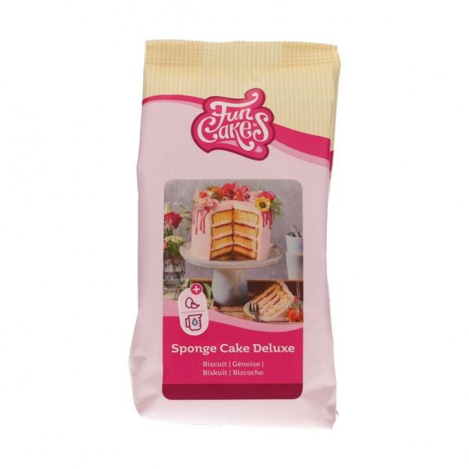 FunCakes Mix for Sponge Cake Deluxe 500g