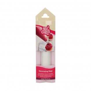 10 Disposable Piping Bags 30 cm - Funcakes