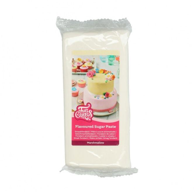 FunCakes Fondant Marshmallow White -1kg-