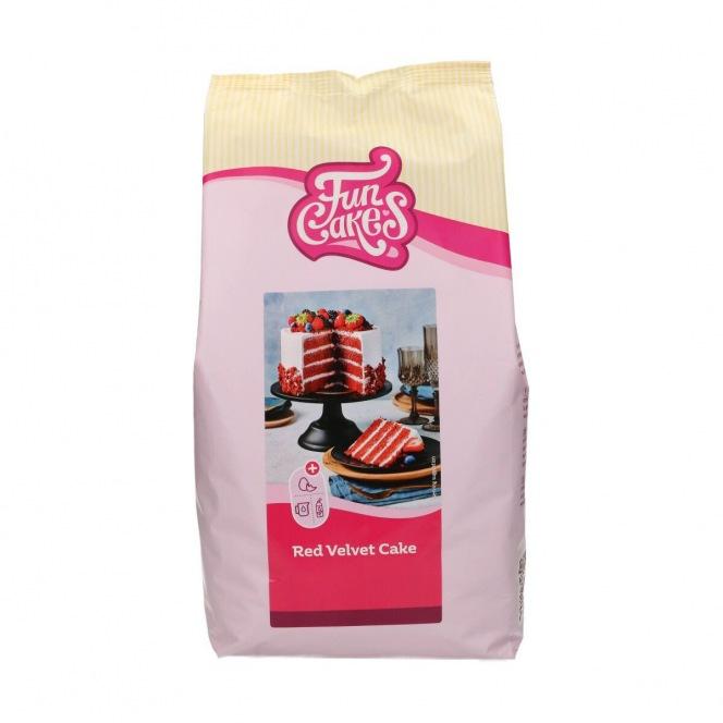 FunCakes Mix for Red Velvet Cake 1kg