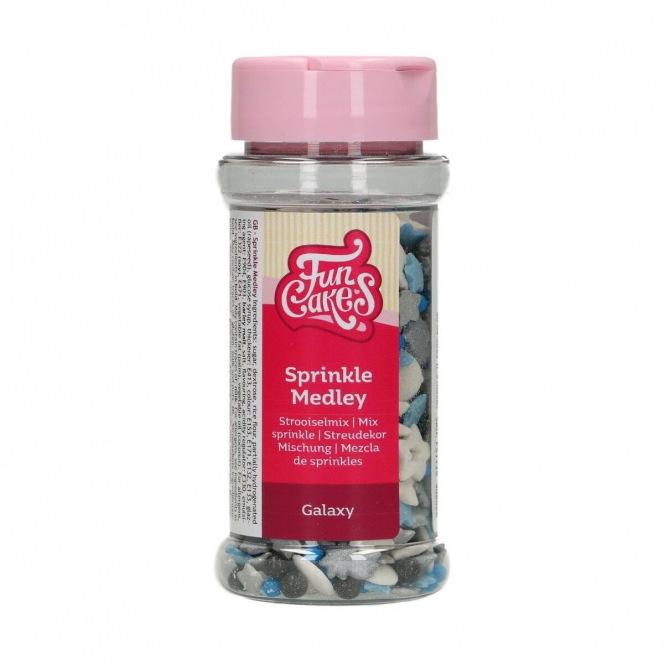 FunCakes Sprinkle Medley, Galaxy